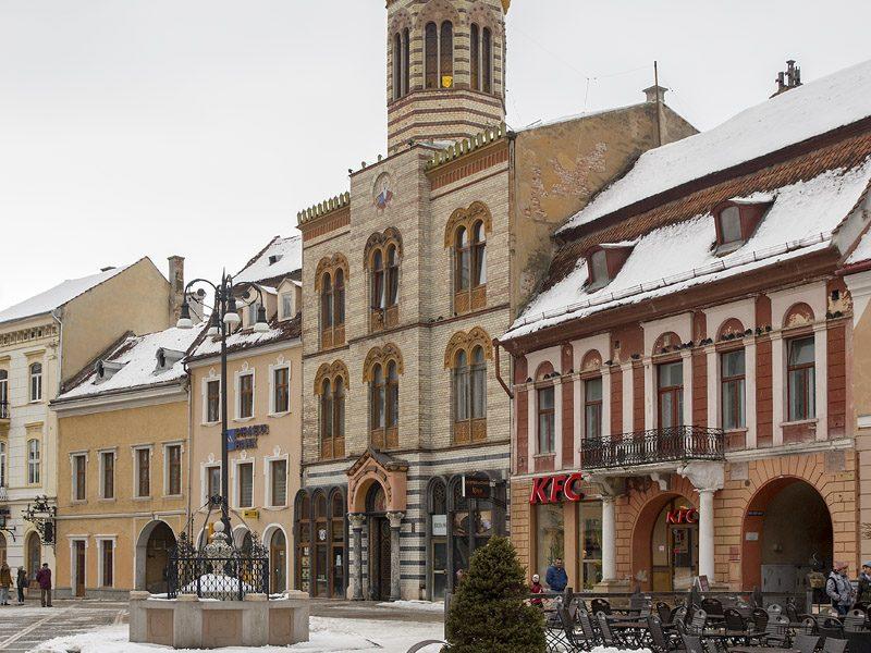 Biserica Adormirea Maicii Domnului Braşov - Cetate 10