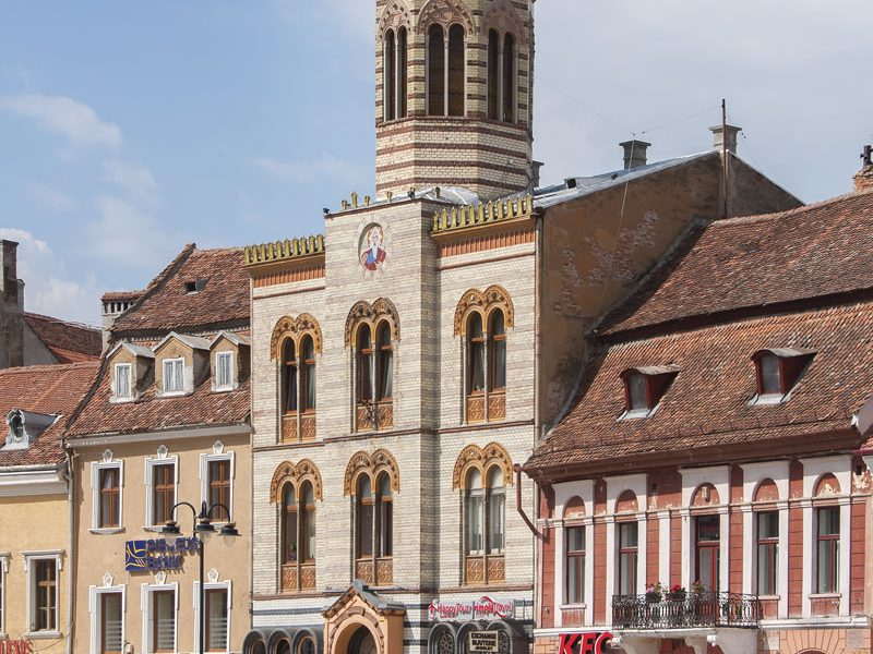 Biserica Adormirea Maicii Domnului Braşov - Cetate 12