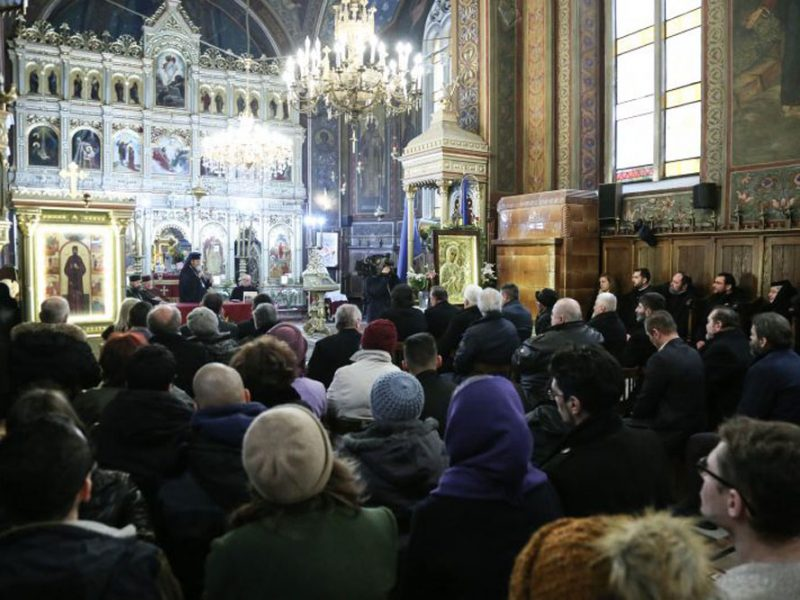 Biserica Adormirea Maicii Domnului Braşov - Cetate 2