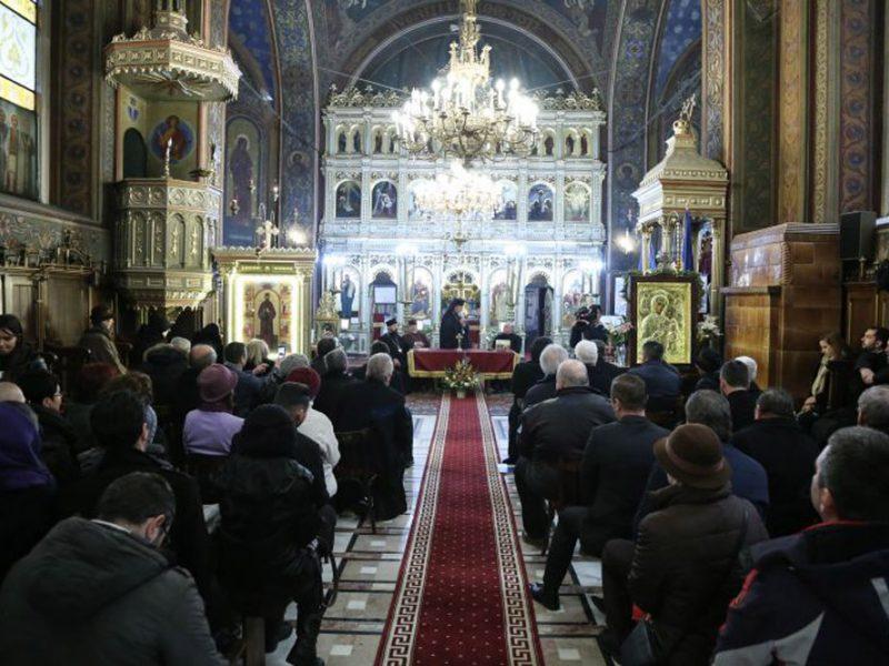 Biserica Adormirea Maicii Domnului Braşov - Cetate 3