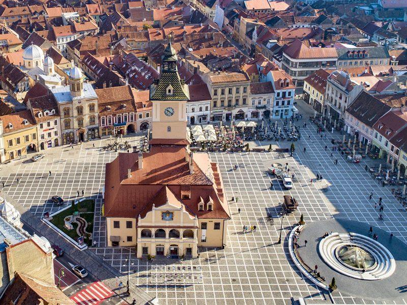 Biserica Adormirea Maicii Domnului Braşov - Cetate 8