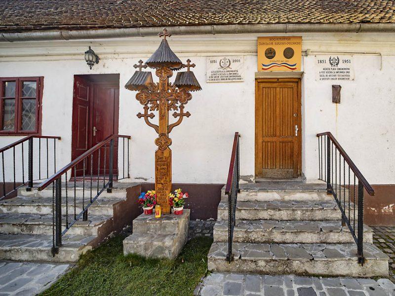 Biserica Adormirea Maicii Domnului din Brașovul Vechi 6