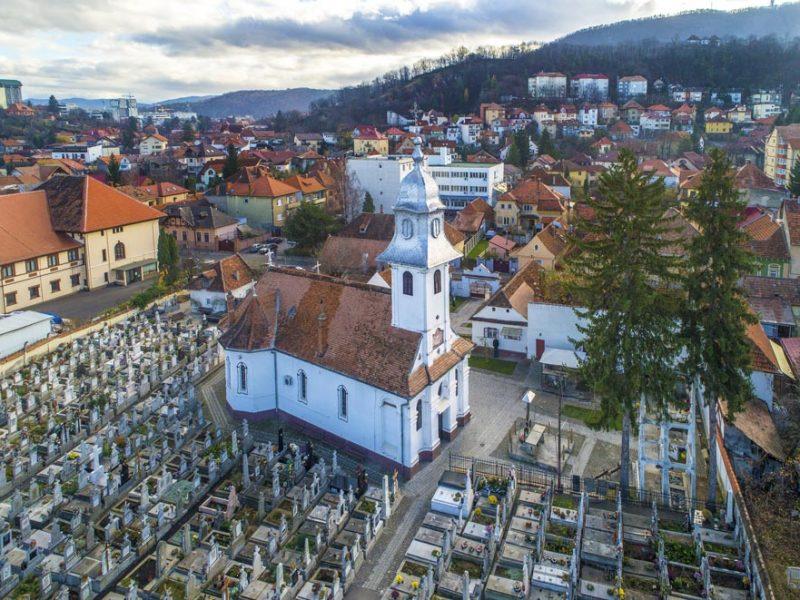 Biserica Adormirea Maicii Domnului din Brașovul Vechi 8