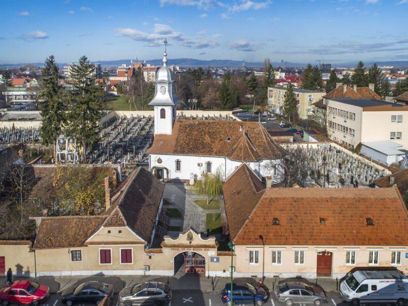 Biserica Adormirea Maicii Domnului din Brașovul Vechi 9