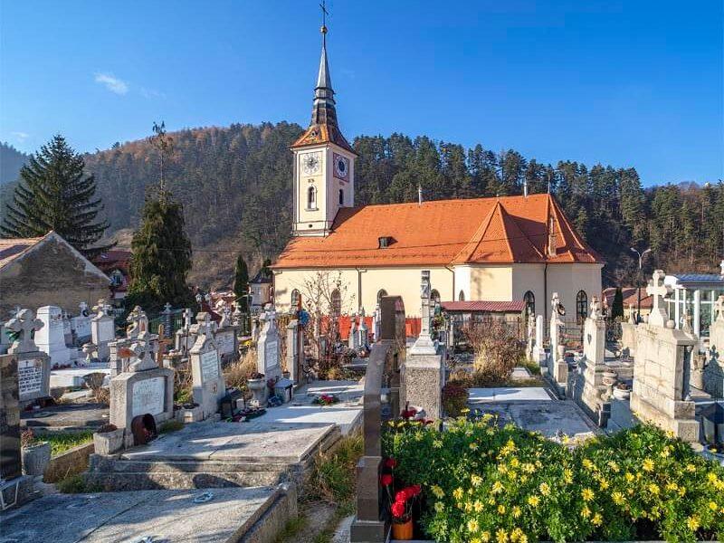 Biserica Sfânta Treime - Pe Tocile 25