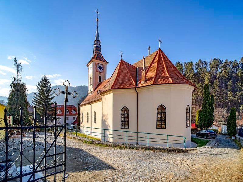 Biserica Sfânta Treime - Pe Tocile 27