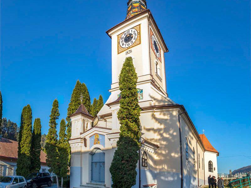 Biserica Sfânta Treime - Pe Tocile 4