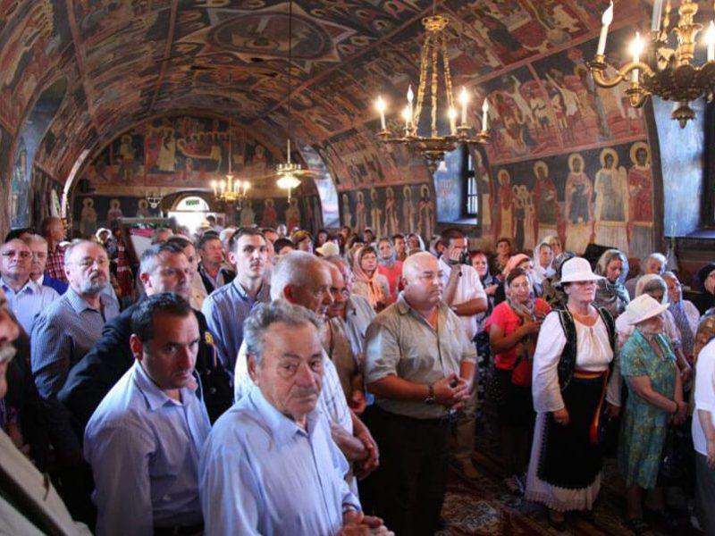 Biserica Sfânta Treime din Brașov Dârste 3