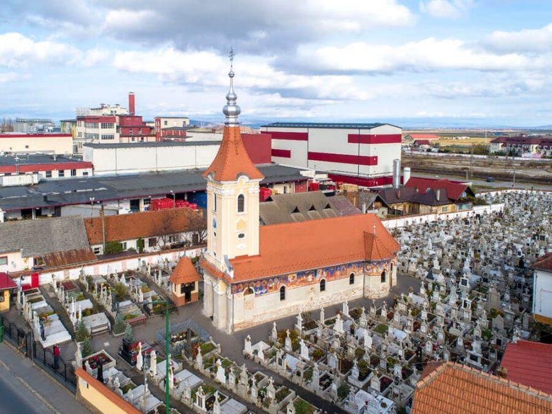 Biserica Sfânta Treime din Brașov Dârste 4