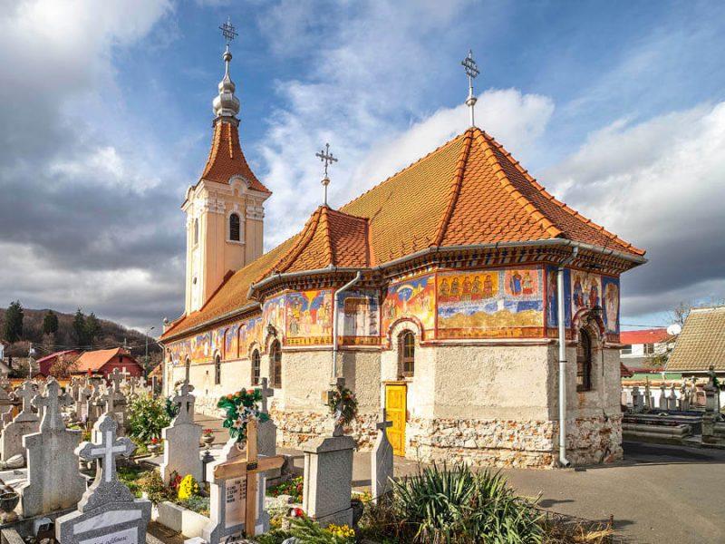 Biserica Sfânta Treime din Brașov Dârste 5