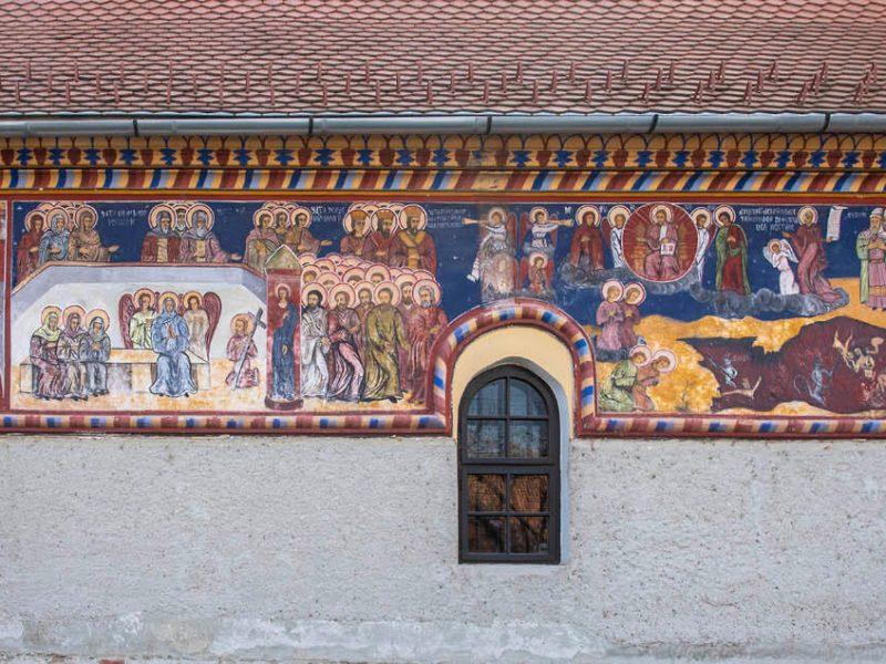 Biserica Sfânta Treime din Brașov Dârste 6