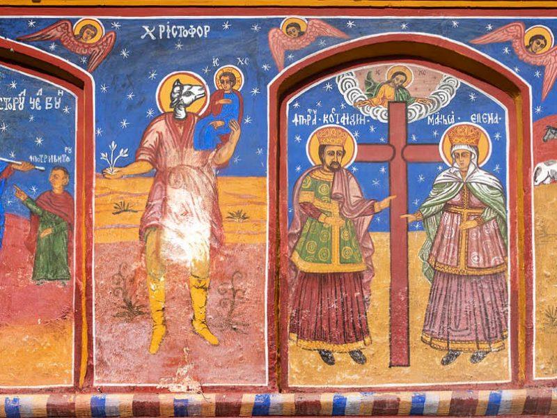 Biserica Sfânta Treime din Brașov Dârste 7