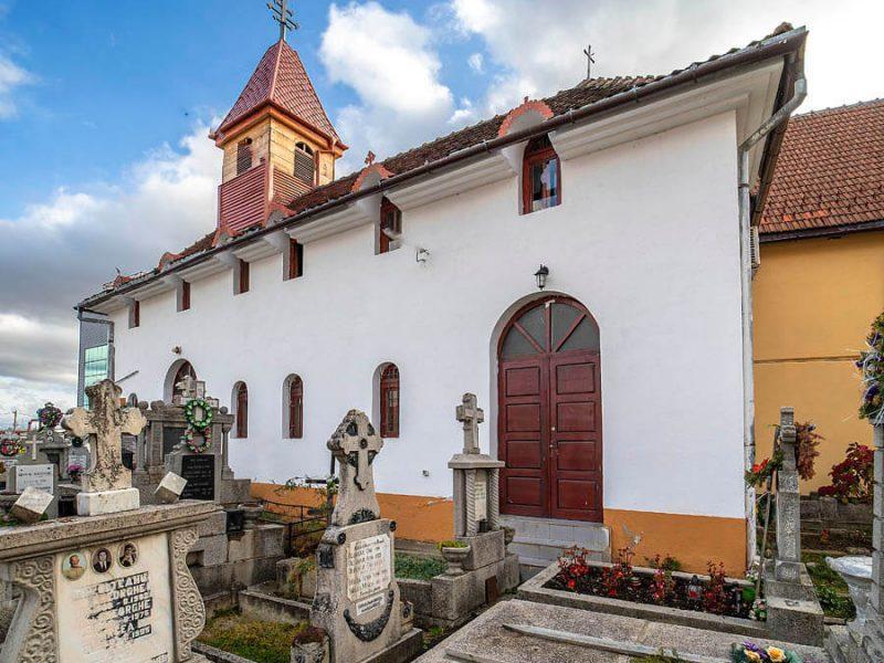 Biserica Sfânta Treime din Brașov Dârste 8