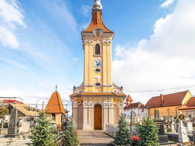 Biserica Sfânta Treime din Brașov Dârste 9