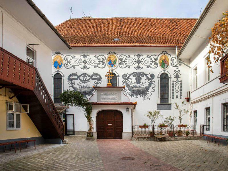 Biserica Sfânta Treime Cetate