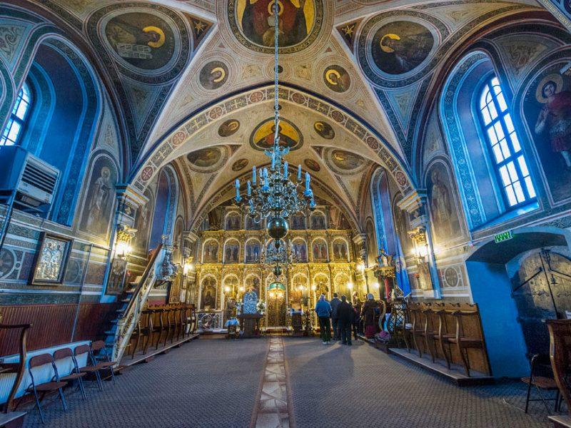 Biserica Sfânta Treime din Cetate 4