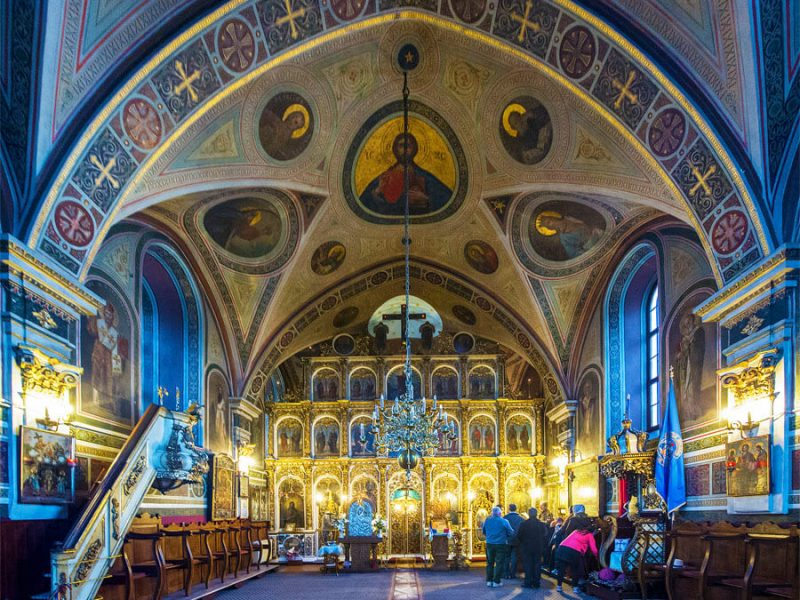 Biserica Sfânta Treime din Cetate 5