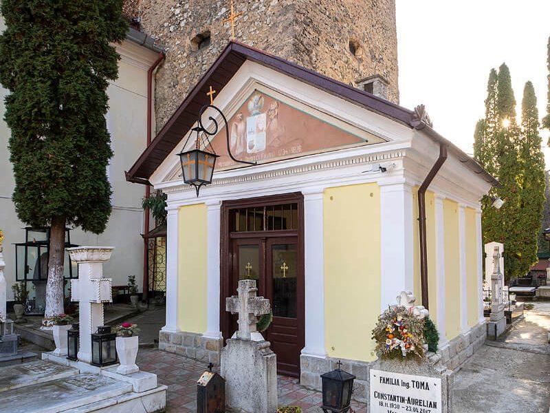 Biserica Sfânta Treime din Cetate 8