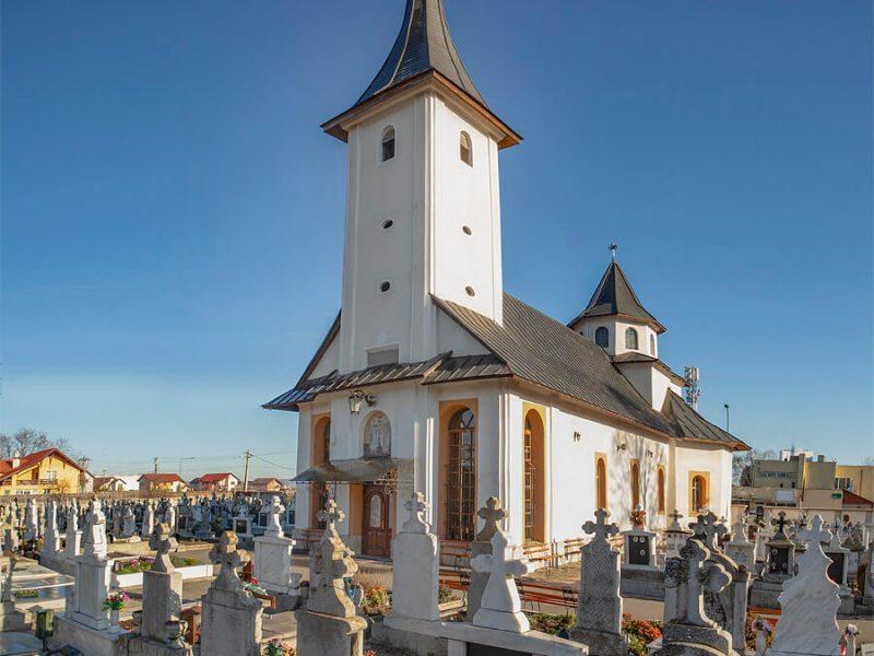 Biserica Sf. Împ. Constantin și Elena din Stupini 2