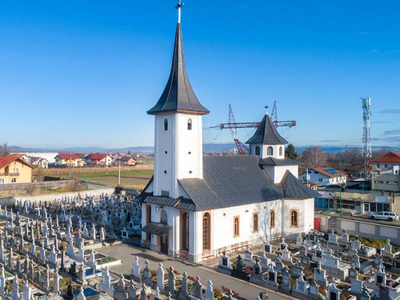 Biserica Sf. Împ. Constantin și Elena din Stupini 5