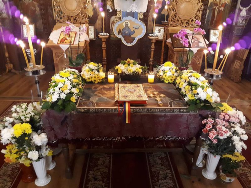 Biserica Sf. Împ. Constantin și Elena din Stupini 6