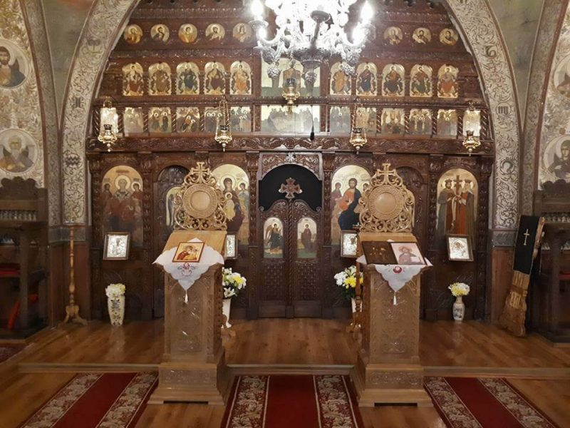 Biserica Sf. Împ. Constantin și Elena din Stupini 7