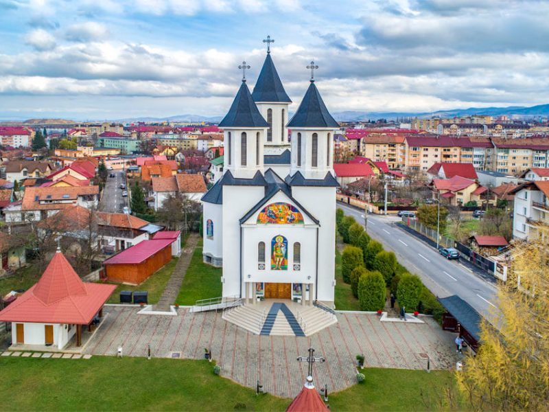 Biserica Sf. Ioan Botezătorul și Sf. Mc. Mina 12