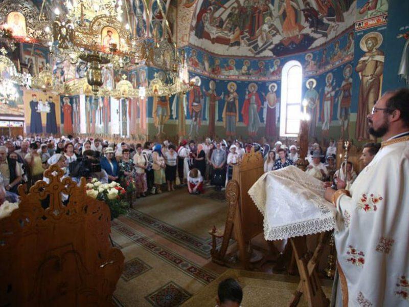 Biserica Sf. Ioan Botezătorul și Sf. Mc. Mina 2