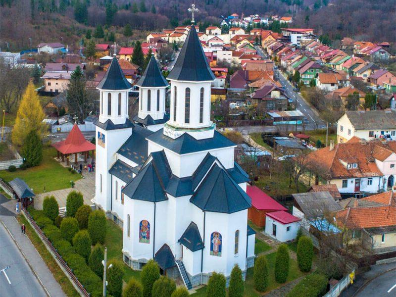Biserica Sf. Ioan Botezătorul și Sf. Mc. Mina 5