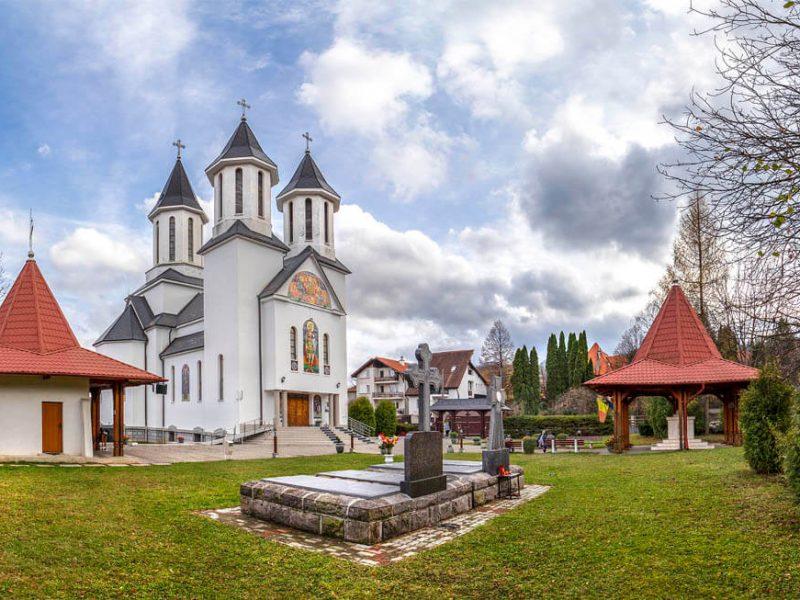 Biserica Sf. Ioan Botezătorul și Sf. Mc. Mina