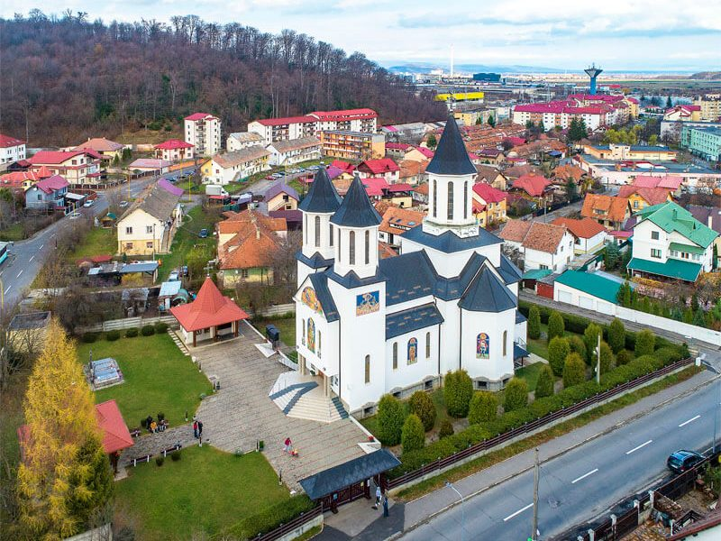 Biserica Sf. Ioan Botezătorul și Sf. Mc. Mina 9