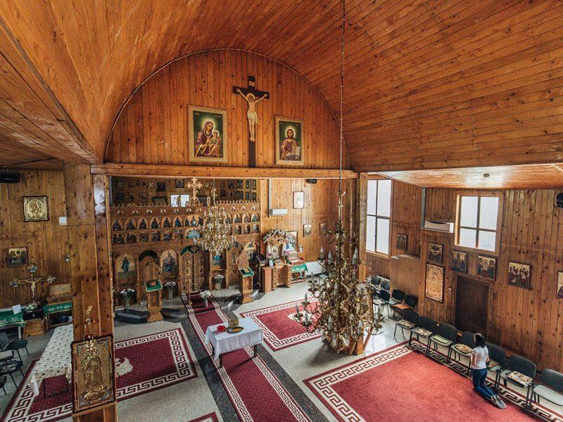 Biserica Înălțarea Domnului şi Soborul Maicii Domnului 1