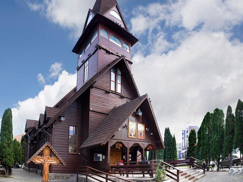 Biserica Înălțarea Domnului şi Soborul Maicii Domnului 2
