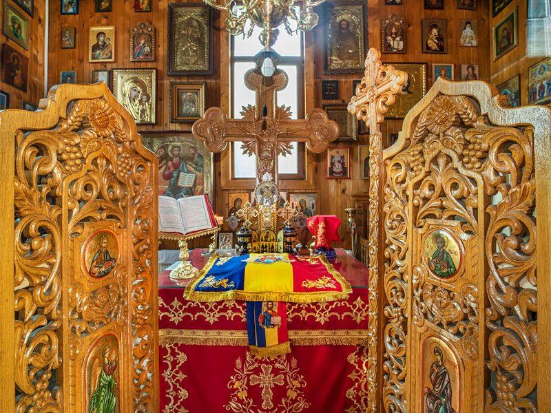 Biserica Înălțarea Domnului şi Soborul Maicii Domnului 4
