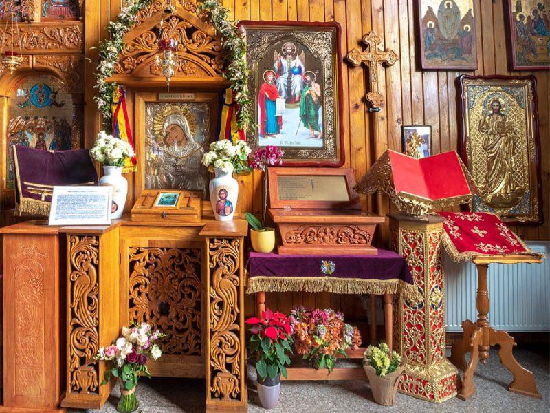 Biserica Înălțarea Domnului şi Soborul Maicii Domnului 6