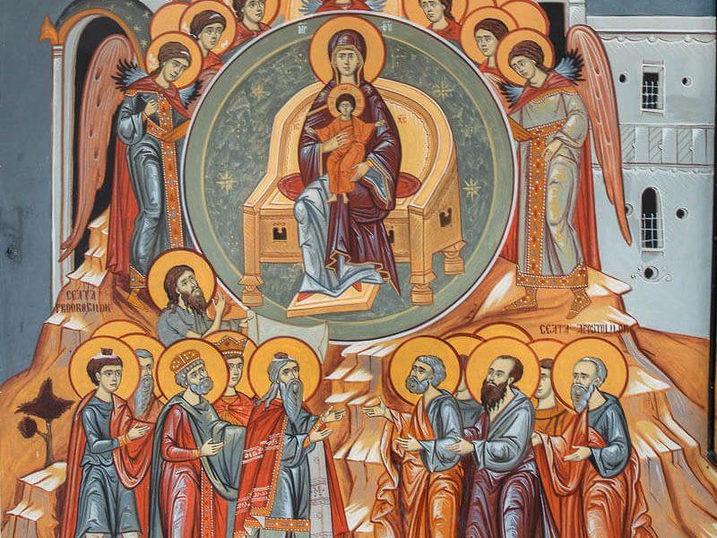 Biserica Adormirea Maicii Domnului 6