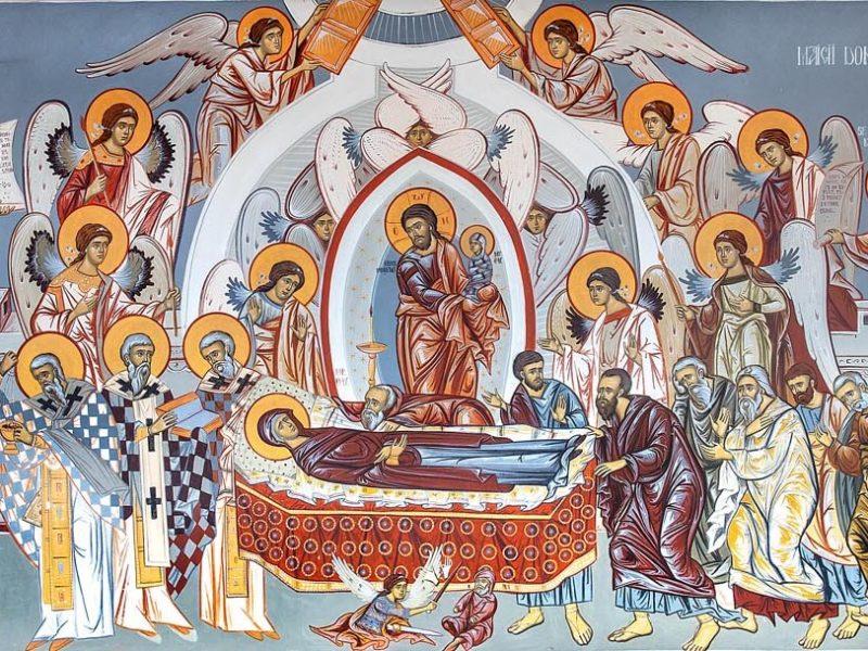 Biserica Adormirea Maicii Domnului 8