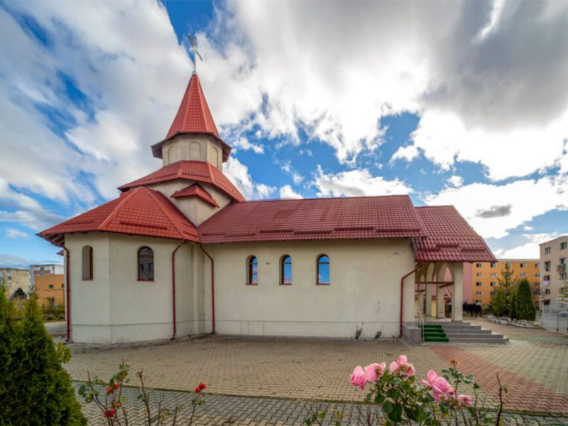 Biserica Sfântul Mare Mucenic Gheorghe 4