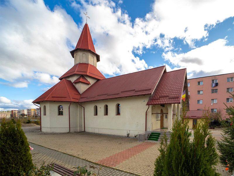Biserica Sfântul Mare Mucenic Gheorghe 5