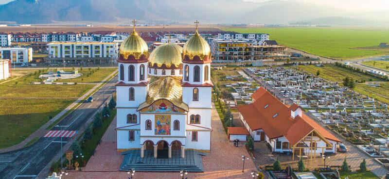Biserica Sf. Ap. Petru și Pavel și Acoperământul Maicii Domnului 1