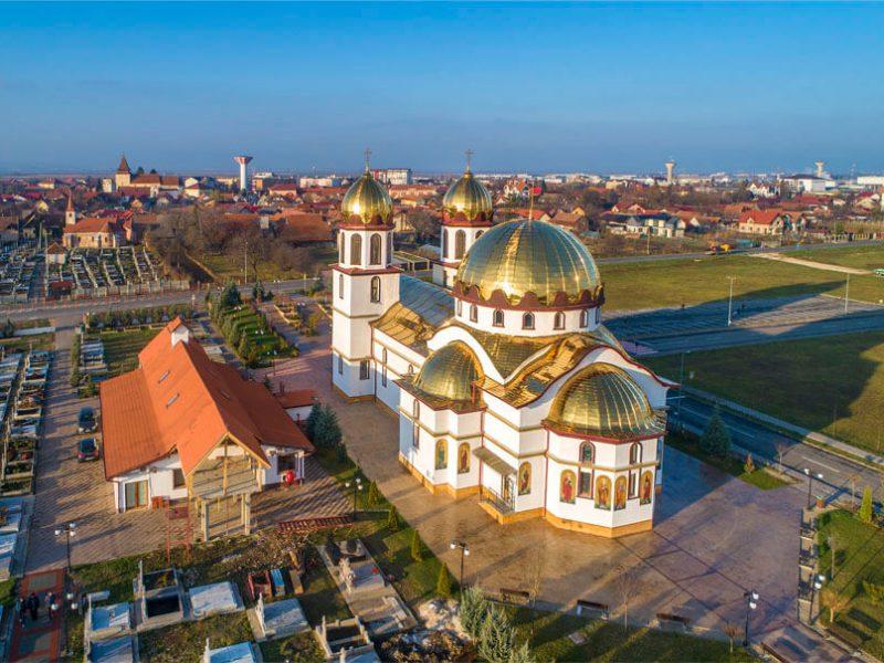 Biserica Sf. Ap. Petru și Pavel și Acoperământul Maicii Domnului 4
