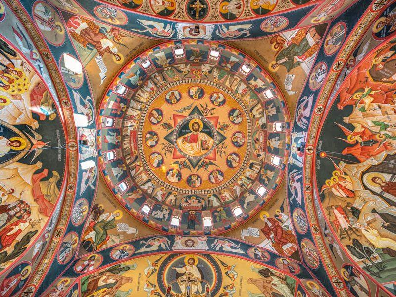 Biserica Sf. Ap. Petru și Pavel și Acoperământul Maicii Domnului 7