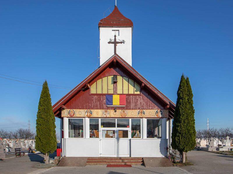 Biserica Sf. Arhangheli Mihail și Gavriil și Buna Vestire 3