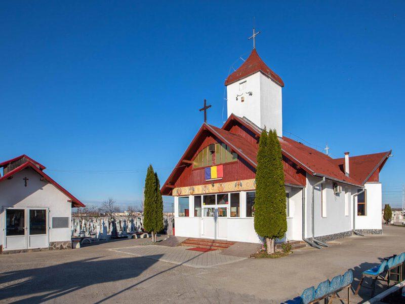 Biserica Sf. Arhangheli Mihail și Gavriil și Buna Vestire 4