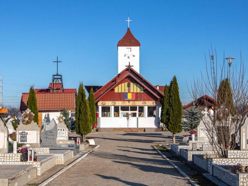 Biserica Sf. Arhangheli Mihail și Gavriil și Buna Vestire 7