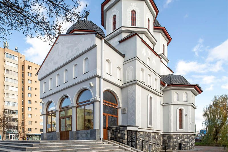 Biserica Sf. Mc Mina și Sf. Vasile Cel Mare 11