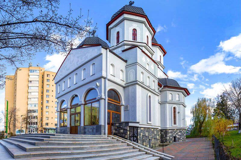 Biserica Sf. Mc Mina și Sf. Vasile Cel Mare