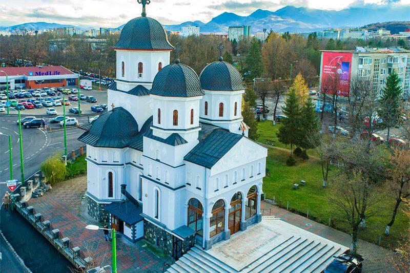 Biserica Sf. Mc Mina și Sf. Vasile Cel Mare 7