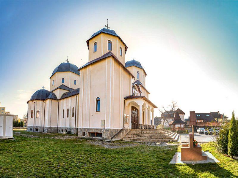 Biserica Sf. Mc. Dimitrie și Sf. Cuv. Dimitrie Cel Nou 1