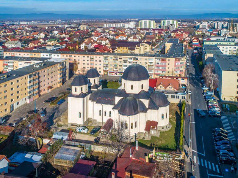 Biserica Sf. Mc. Dimitrie și Sf. Cuv. Dimitrie Cel Nou 2